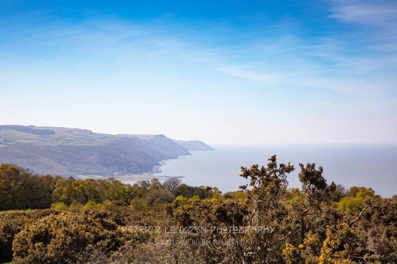 Above Porlock Bay