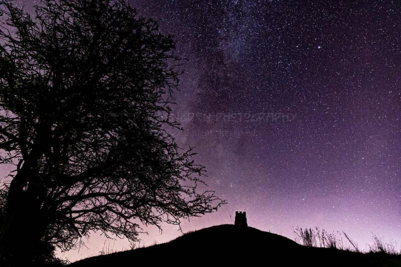 The Autumn Milky Way