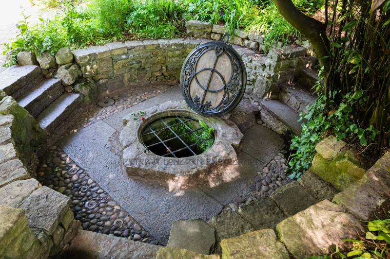 The Chalice Well, Glastonbury