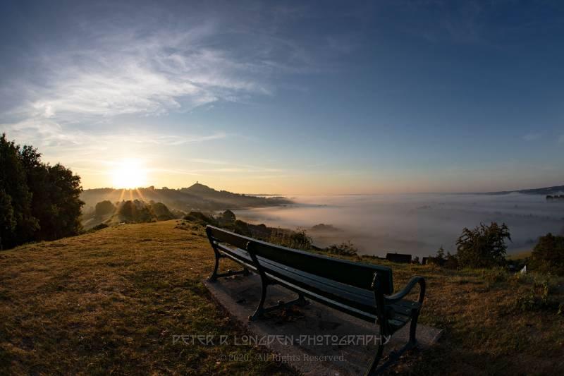 Misty Gemini Sunrise