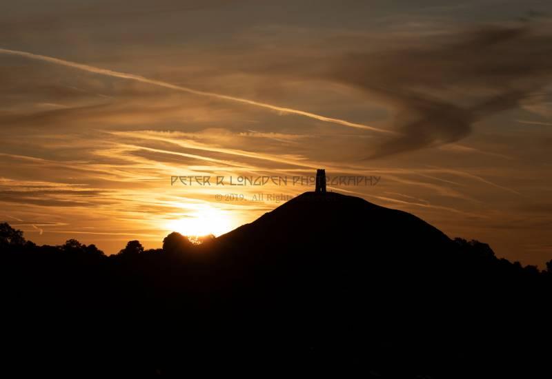 Glastonbury Sunrise